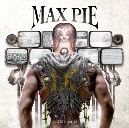 MaxPie2015OddMemoriesCover